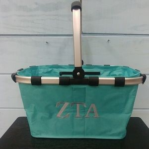 Handbags - Zeta Tau Alpha Collapsible Tote